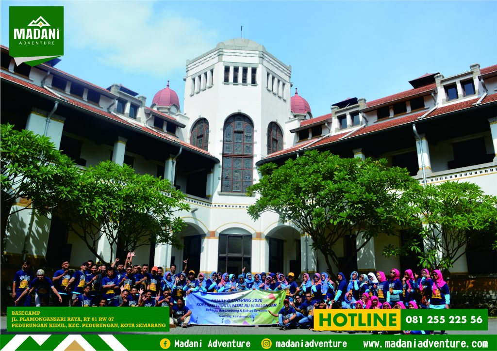 Outbound Gathering Semarang
