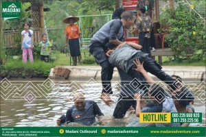 Outbound Bandungan